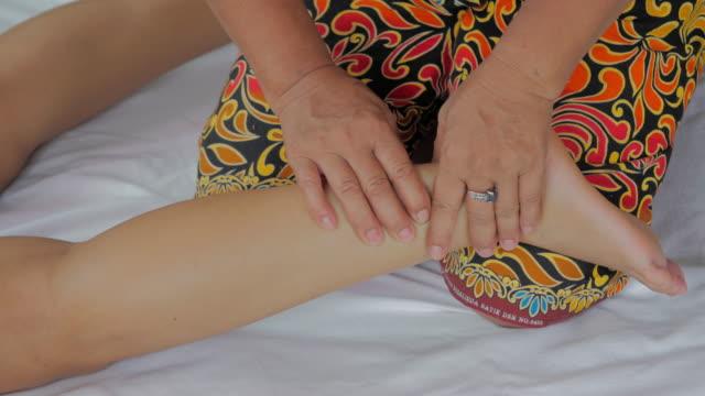 Traditional Thai Massage