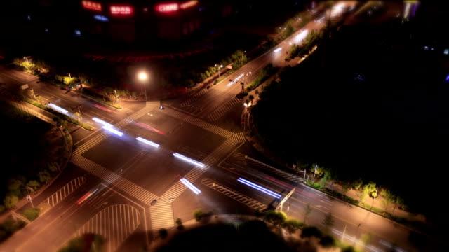 Traffic Flow - Time Lapse