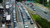 Traffic in Sao Paulo