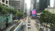 Trafiken i HongKong
