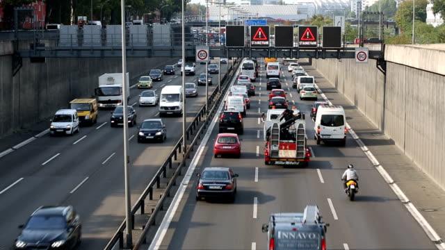 Traffic Jam in Berlin