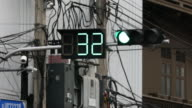 traffic light countdown