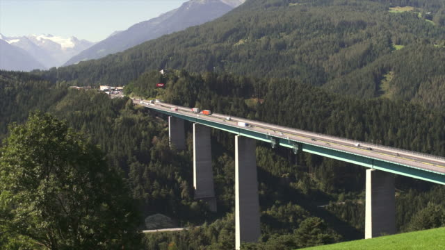 HD Eurogroup (Europas Bridge) in die Alpen