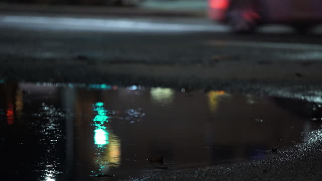 traffic puddle