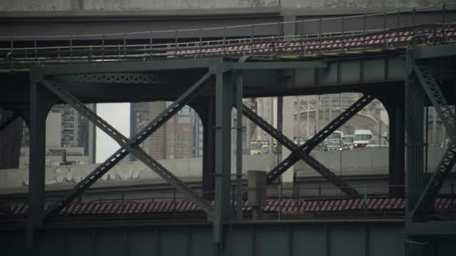 CU Traffic Queensboro bridge