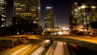 TIME LAPSE: LA Traffic