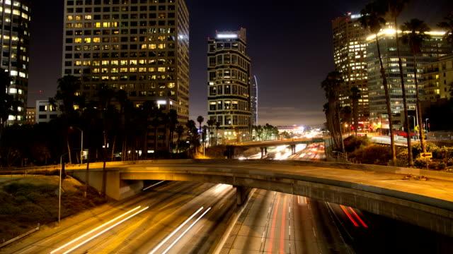 TIME LAPSE: LA Traffic