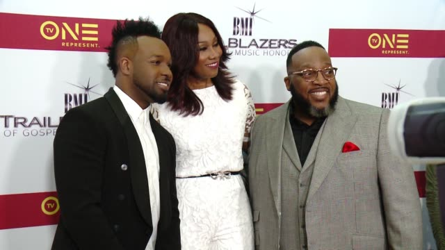 Trailblazers of Gospel Music at Rialto Center for the Arts on January 14 2017 in Atlanta Georgia