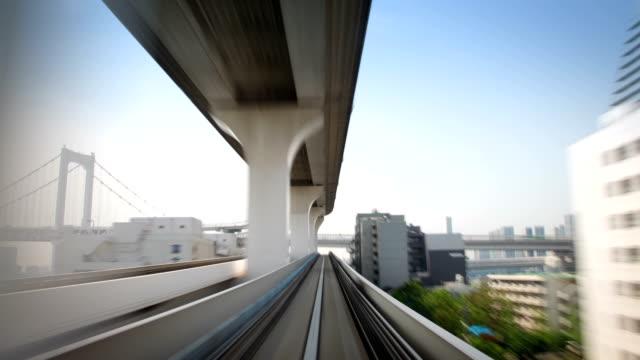 Train Ride Tokyo