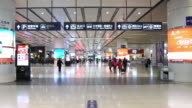 4K VDO : Train Station