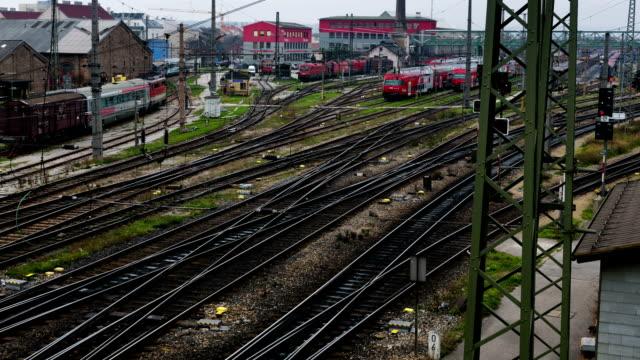 Züge und Hyperlapse