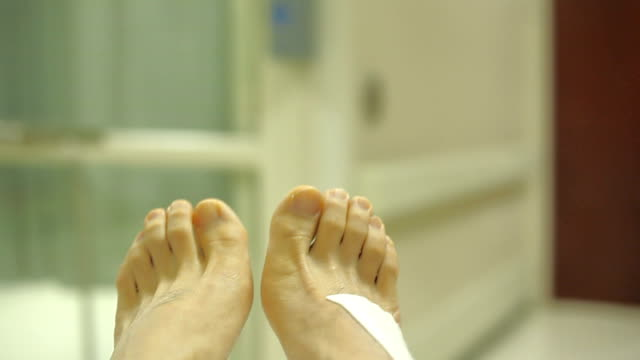 Transferring Patient at hospital