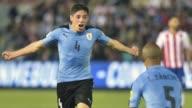 Tras su triunfo 21 sobre Paraguay Uruguay mira hacia el Mundial de fútbol Rusia2018 mientras que el empate 11 de Costa Rica y México acerca mas a los...