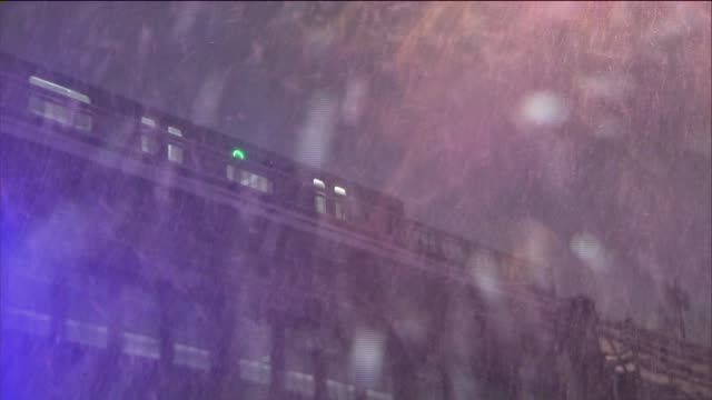 Travel bans and states of emergencies in effect for New York New Jersey and Connecticut Schools in New York City and much of the tristate were shut...