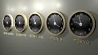 travel clock loop