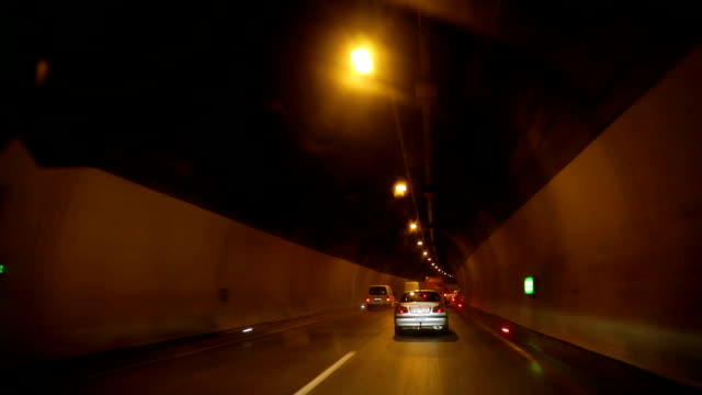 Travel in the tunnel