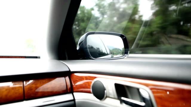 Fahren Sie auf dem highway