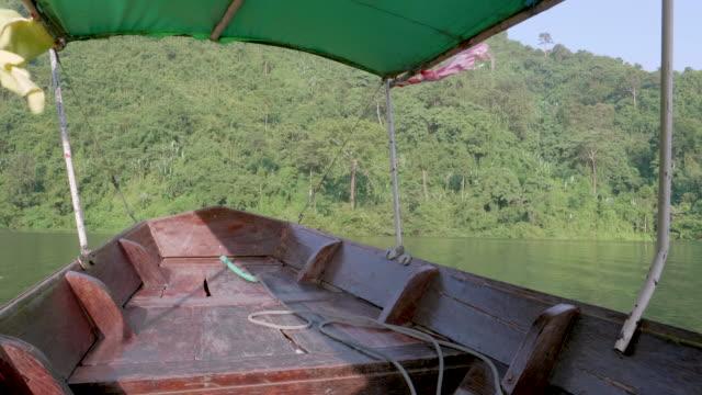 POV: Resor med thailändska taxibåt