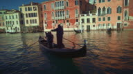 WS - Travelling on Grand Canal palaces