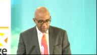 Trevor Phillips speech at Policy Exchange Trevor Phillips speech SOT It's not about trying to supress humour / on the Sky Sports case Andy Gray and...