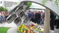 A tribute ceremony was held in Munich on Saturday at the place where a German Iranian teenager obsessed with mass killings shot down nine people one...