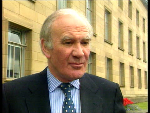 Defence Committee decision EXT CMS Menzies Campbell MP intvwd SOT What the govt has promised for Rosyth may not be delivered