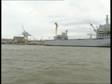 Defence Committee decision Plymouth SEQ GVs Devonport shipyard
