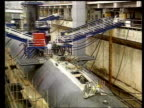 Defence Committee decision TX SEQ Submarine being built