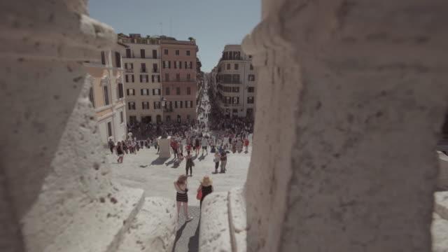 Trinita dei Monti and the Spanish Steps, Rome