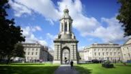 Trinity College – Dublin, Irland