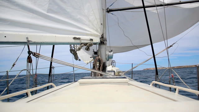 trip on a yacht