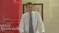 Tristram Hunt speech to Policy Network **CHECK Tristram Hunt MP speech SOT The vast majority of Labour Party supporters and members I know are deeply...