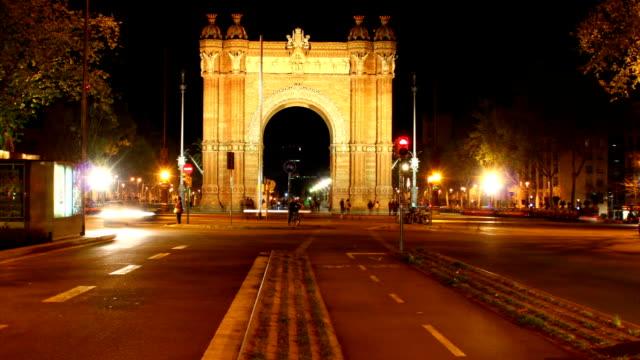 Arco di Trionfo di Barcellona