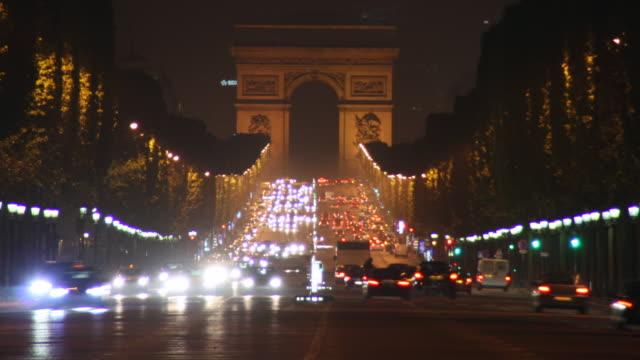 Triumph Arch - Paris 4K