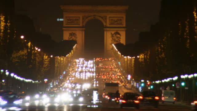 Triumph Arch - Paris, zoom in