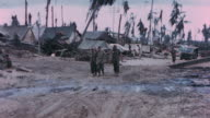 WS ANZAC troops in military encampment / the Philippines