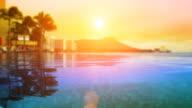 Tropical Beach Resort Paradise