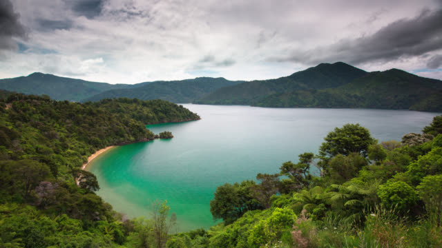 TIME LAPSE: Tropical Coastline