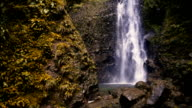 Tropical Waterfall Slow Motion