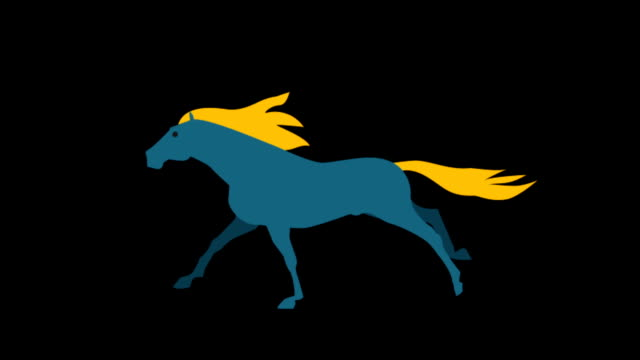 Troting Horse (Loopable)