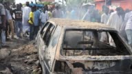 A truck exploded in a huge fireball killing at least 15 people on Tuesday in the northeast Nigerian city of Maiduguri the latest attack in the area...