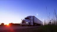 Trasporto-merci via terra