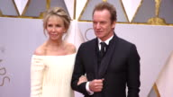 Trudie Styler Sting at 89th Annual Academy Awards Arrivals at Hollywood Highland Center on February 26 2017 in Hollywood California 4K