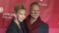 Trudie Styler Sting at MusiCares 2013 Person Of The Year Tribute 2/8/2013 in Los Angeles CA