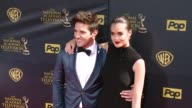 True O'Brien Casey Moss at 42nd Annual Daytime EMMY Awards at Warner Bros Studios on April 26 2015 in Burbank California