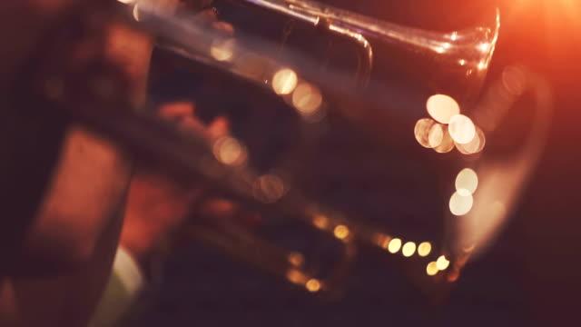 Trompete Spieler