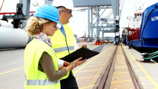 Trustworthy port control for important shipments