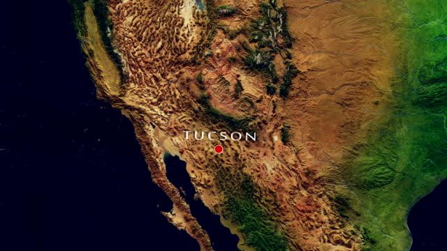 Tucson 4K Zoom In