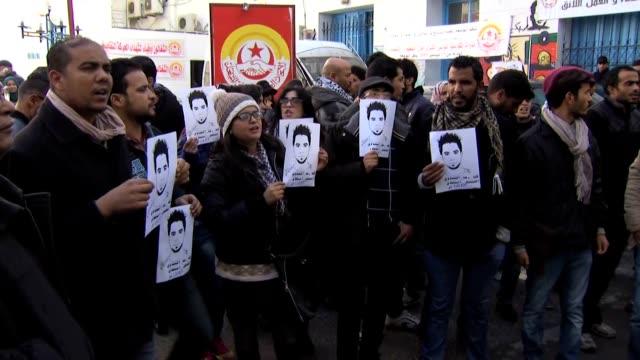 Tunisia Unemployment Protest