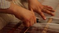 Tunisian Weaver